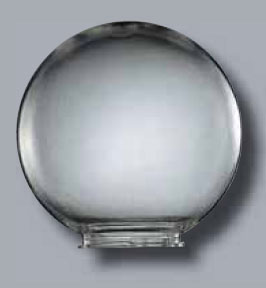 Sphere 500mm transparent ref luxna lx000501 eclairage for Globe luminaire interieur