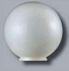 Sphere 500mm opale ref luxna lx000502 eclairage for Luminaire exterieur keria