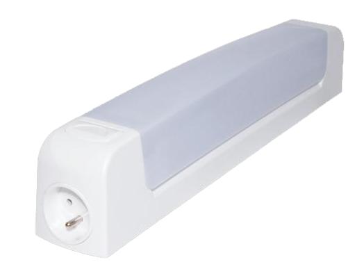App sdb simple flc11w blc ref luxna lx60080 eclairage for Reglette salle de bain avec interrupteur