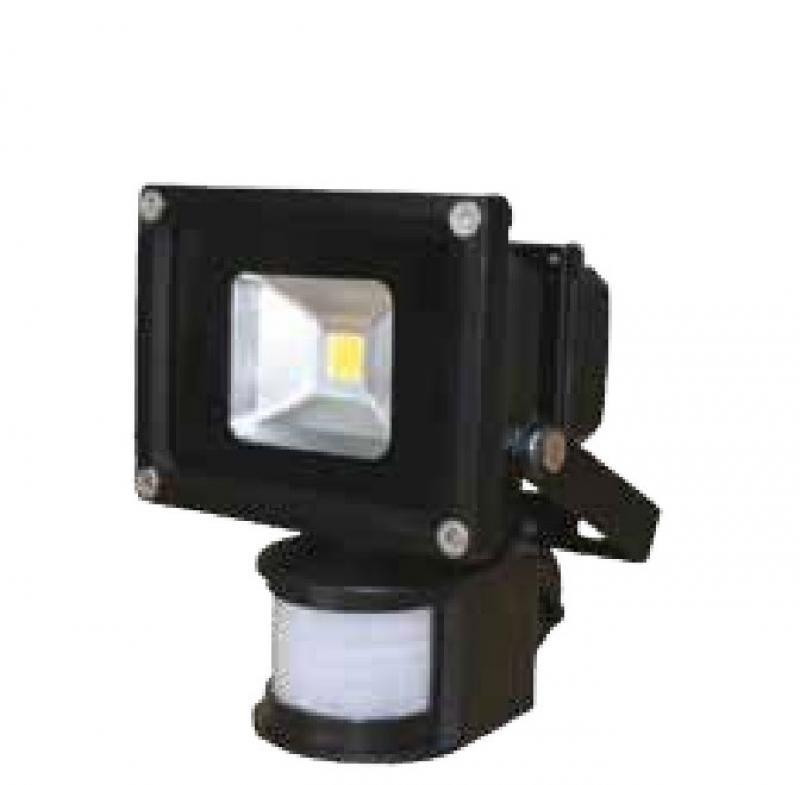 Ref luxna eclairage fonctionnel projecteur projecteur led d tect for Projecteur led avec detecteur